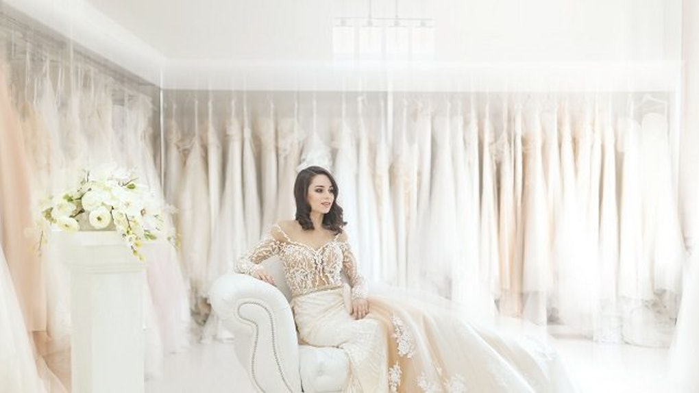 Gorgeous Long Sleeved Wedding Dresses For Your Fall Wedding Under 150
