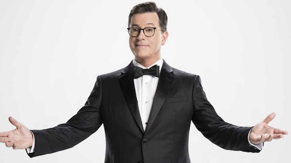 Who Is Stephen Colbert's Wife? 7 Things To Know About Evelyn