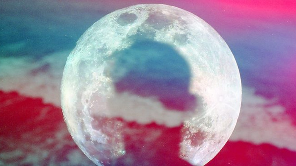 Born On A Waning Moon? Here's What That Could Mean For Your Life