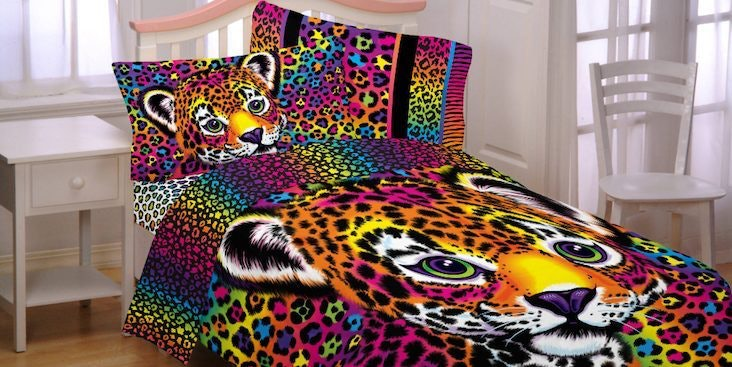 Where To Buy Lisa Frank Bed Sheets, Because You Know You Need More U002790s In  Your Life