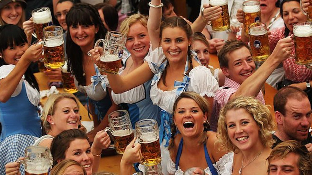 german lederhosen fuck orgy