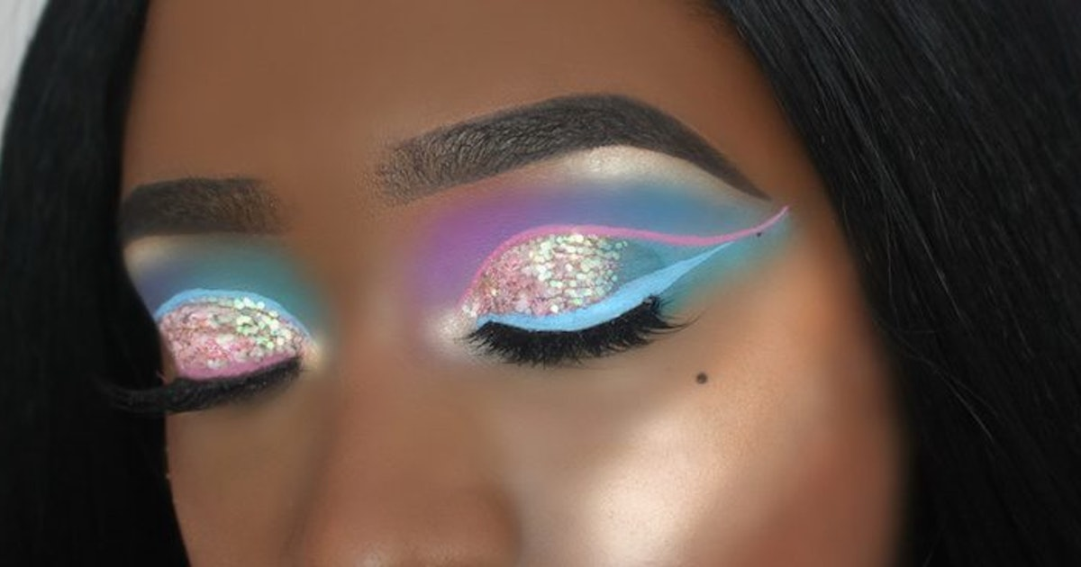 5bf39196674 Easy Unicorn Makeup Tips To Look Majestic AF This Halloween