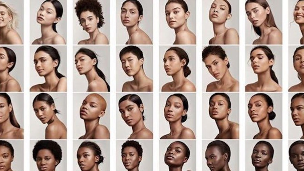 Rihanna Fenty Beauty Foundation Comes In 40 Shades 420 Is The