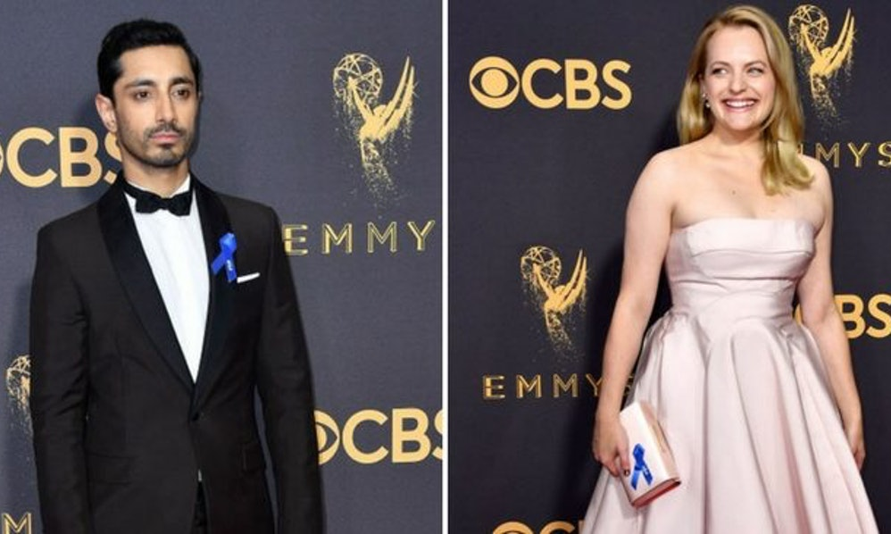 What Do Blue Ribbons Mean At The Emmys Stars Are Wearing Them For