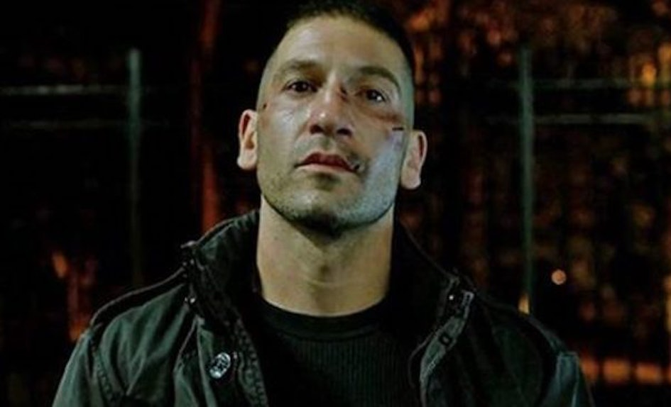 the punisher netflix teaser proves it s going to be the most