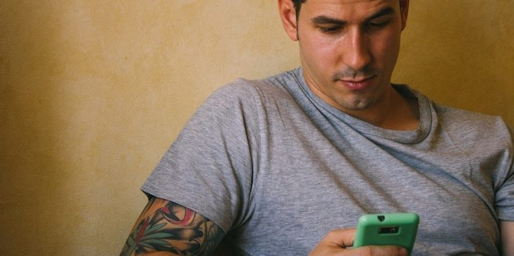 What to do when the guy youre dating disappears