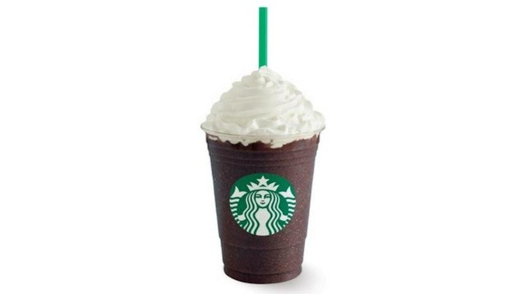 Where To Get Starbucks Dark Mocha Frappuccino Since It S