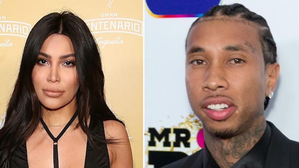 who is tyga with now
