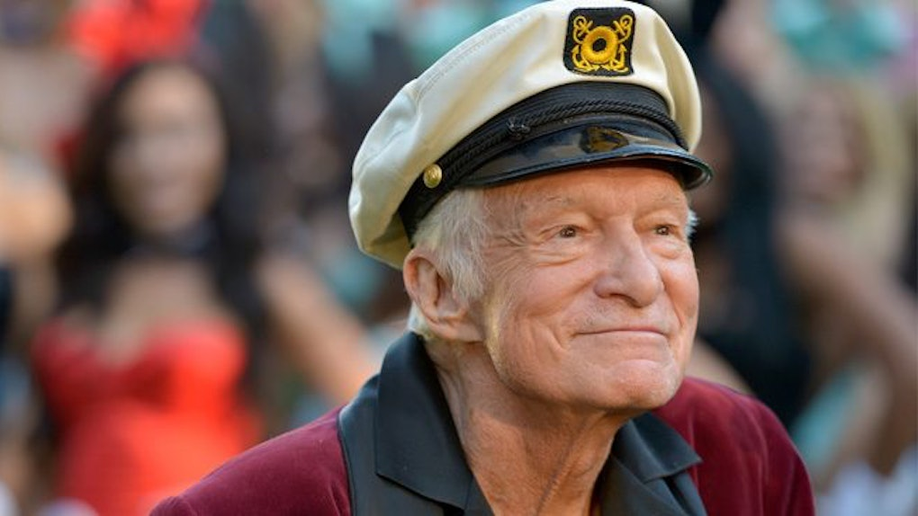 How Many Kids Did Hugh Hefner Have The Playboy Icon Had A Big Family
