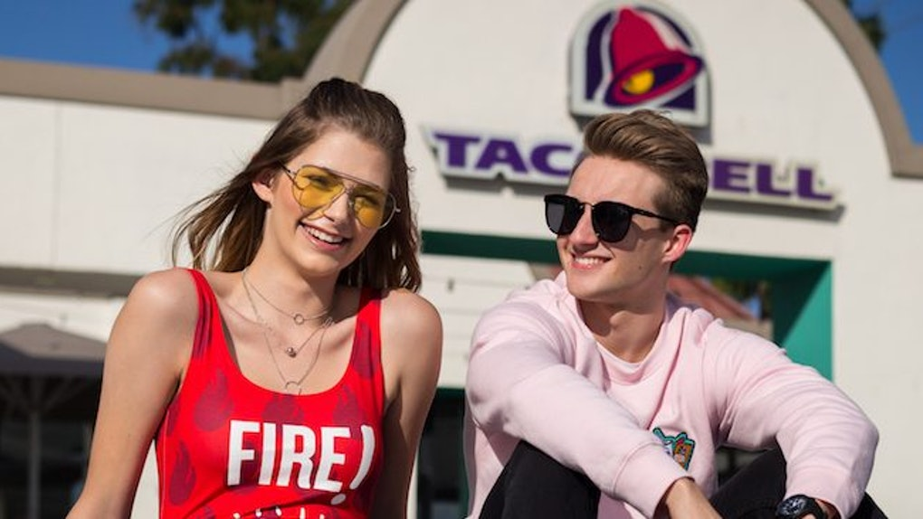 758e857329b79a When Will Forever 21 X Taco Bell Collection Be Available  You ll Live Mas  This Fall