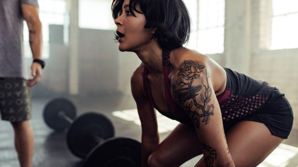 Working Out After Getting A Tattoo Heres What You Need To Know