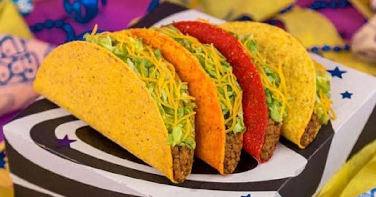 national taco day 2018