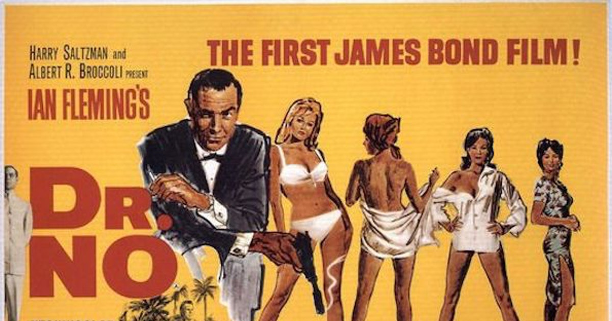 50 Of Our Favorite James Bond Quotes