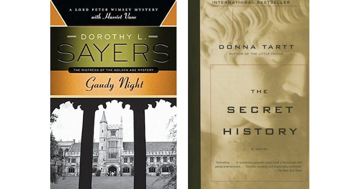 The 50 Greatest Campus Novels Ever Written