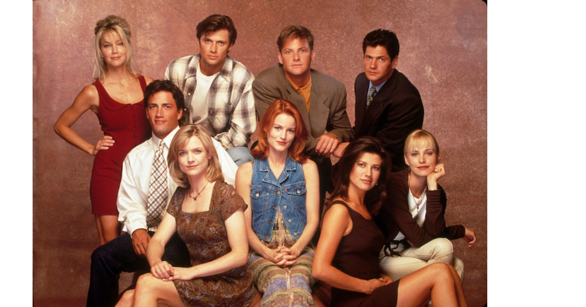 10 Things You Didn't Know About 'Melrose Place'