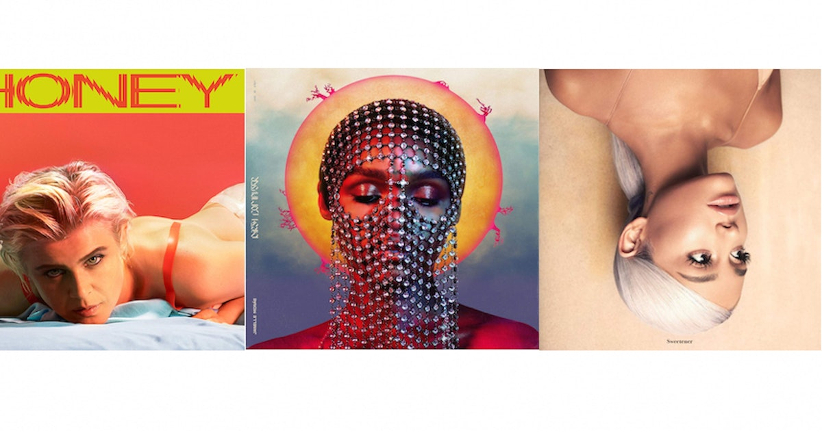 The 25 Best Albums of 2018