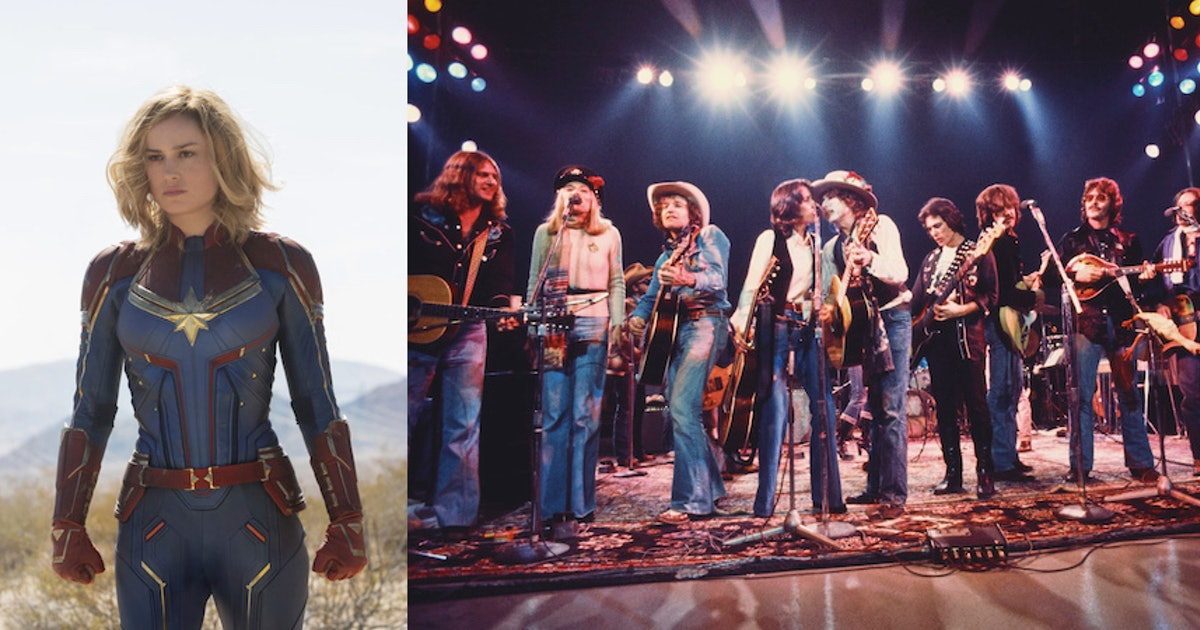 The 6 Best Movies to Buy or Stream This Week: 'Rolling Thunder Revue,' 'Captain Marvel'