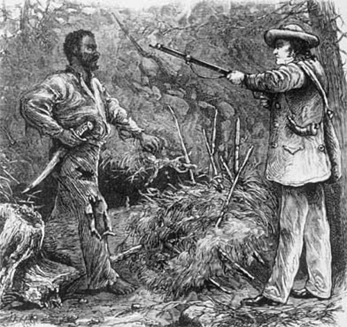 175th anniversary of Nat Turner Slave Rebellion