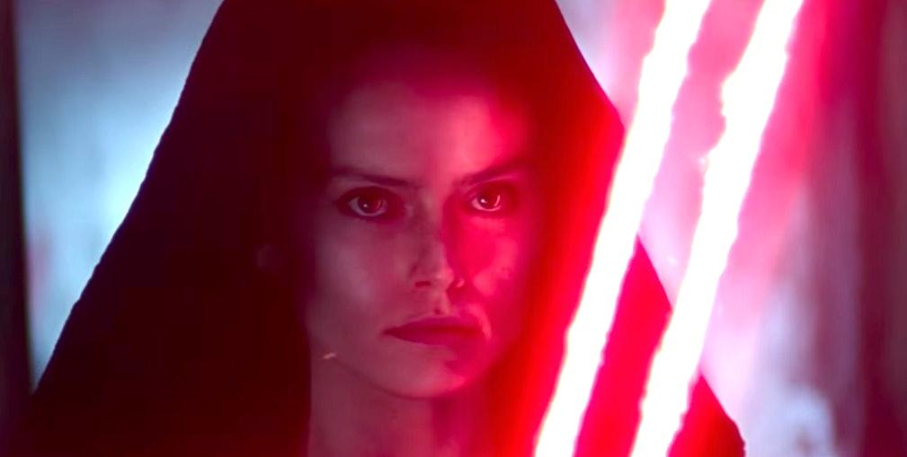 Dark Rey Rise of Skywalker