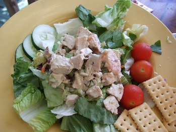 Chicken Salad at Brogan's
