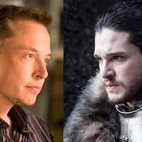 The Definitive Case That Elon Musk is Jon Snow, for A.I.