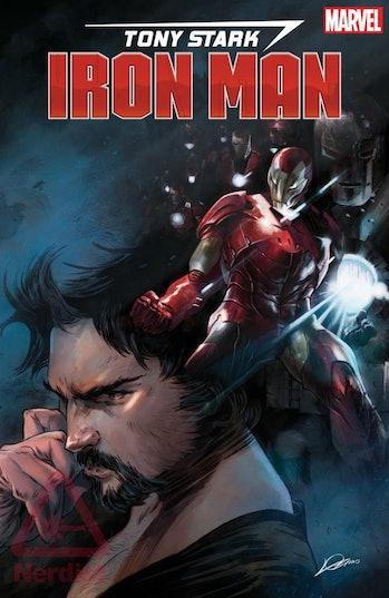 Dan Slott's 'Tony Stark: Iron Man' relaunch is for everyone.