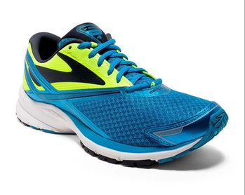 brooks launch sneaker