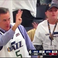 Utah Jazz vs OKC: Mitt Romney Becomes a Meme After Taunting Player