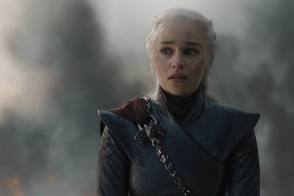 Daenerys becomes the Mad Queen in 'Game of Thrones' Season 8