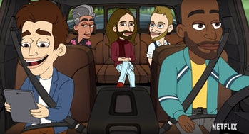 big mouth season 3 queer eye