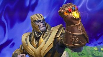 Fortnite Thanos