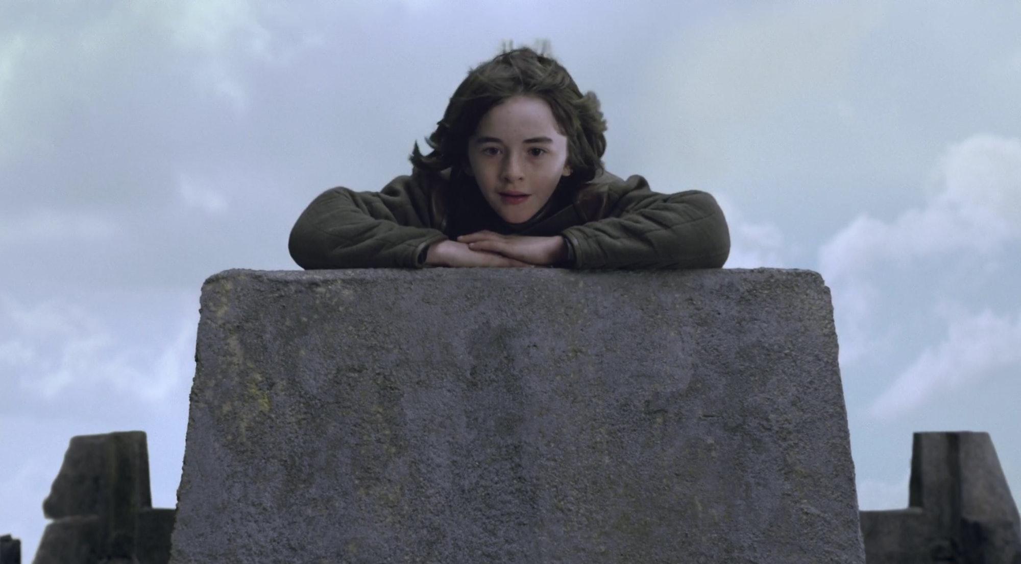 Bran Stark (Isaac Hempstead-Wright) in 'Game of Thrones' Season 1