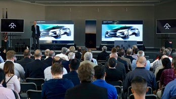 Faraday FutureSVP of Product Strategy, Nick Sampson, discussing the company's next cars.