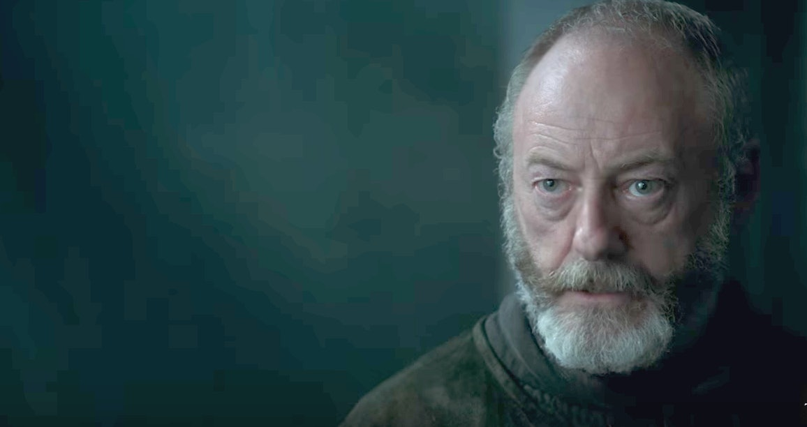 Davos Seaworth in 'Game of Thrones'