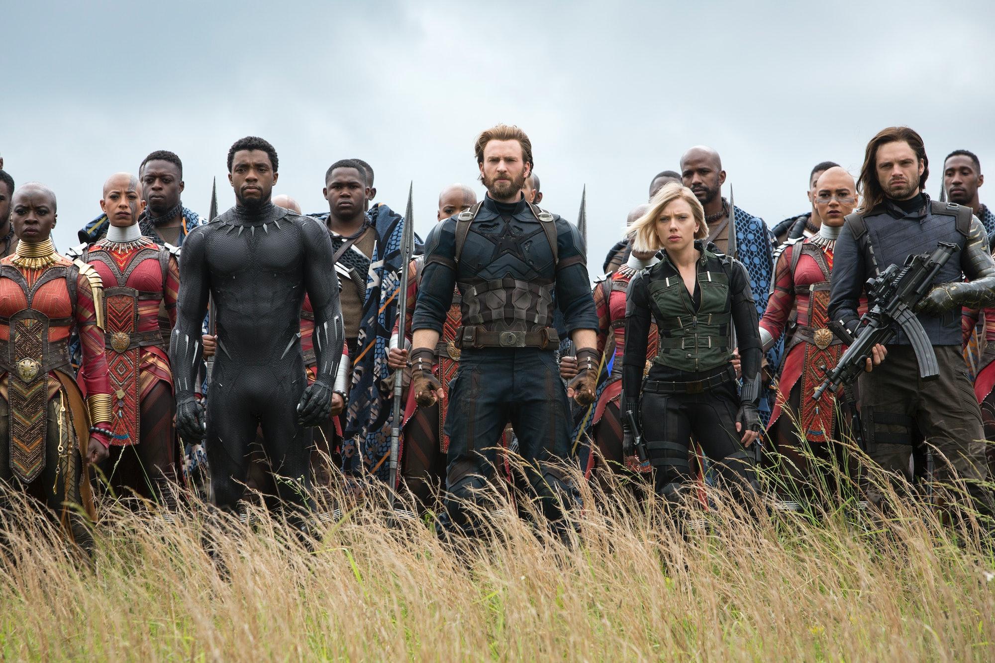 marvel studios avengers infinity war