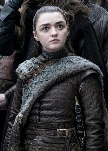 Game of Thrones gen:LOCK Maisie Williams