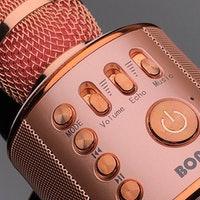 The Best Bluetooth Karaoke Microphone