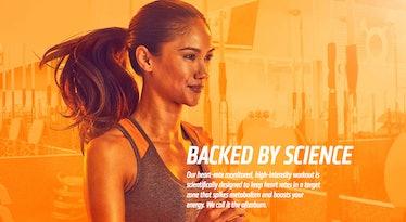 Orangetheory ad