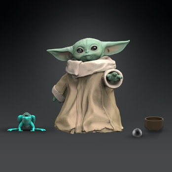 Baby Yoda Black Series