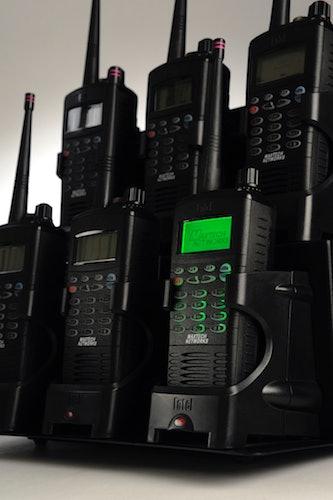 special radios used to help save thai boys