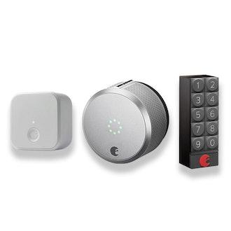August Smart Lock Pro + Connect + Free August Smart Keypad