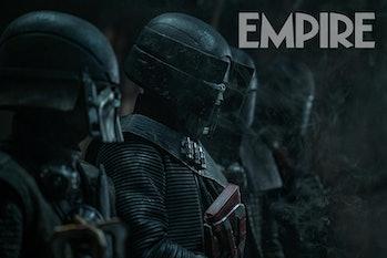 knights of ren helmets empire magazine