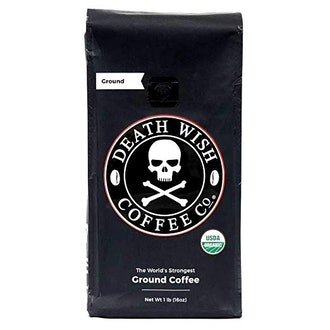 Death Wish Organic Coffee, 1 pound