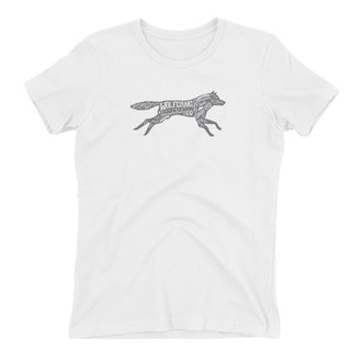 Lone Short Sleeve Women's T-Shirt