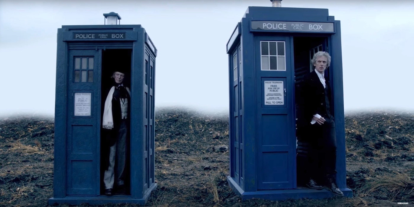 Featured image for the TARDIS