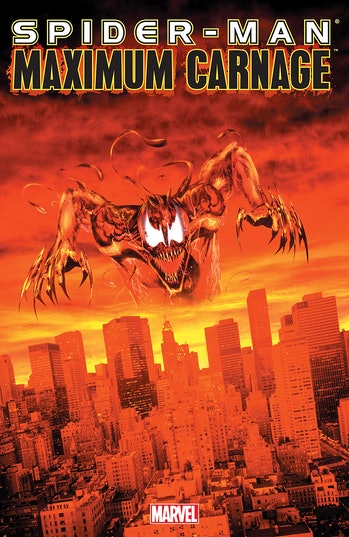 Venom 2 Maximum Carnage