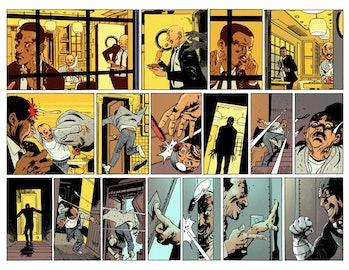 Bullseye #1 from Marvel Comics