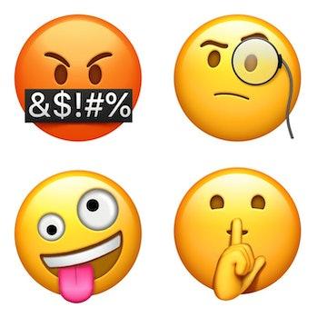 The new emoji.