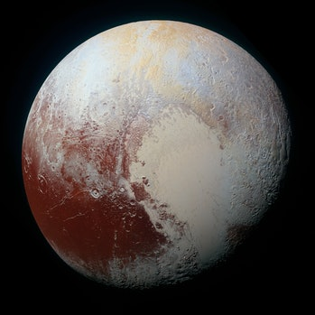Pluto proved to be a more dynamic world than anyone predicted.