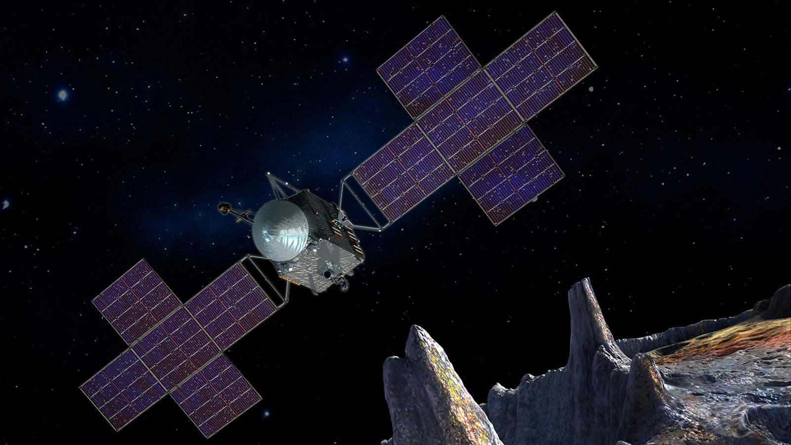 NASA Psyche Mission